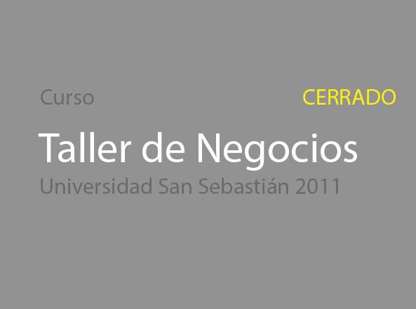 curso_tallerdenegocios-uss2011